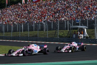 F1: Végleg eltűnt a Force India