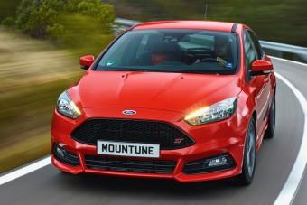 Gyári dízeltuning Ford Focushoz