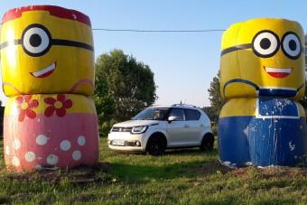 Nyaralás Isztrián autóval: kiskocsiban is működik?