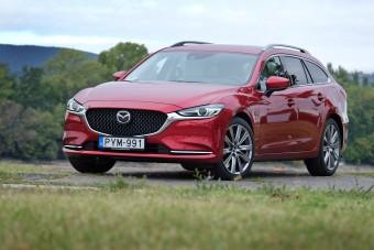 Mennyire lehet takarékos, zöld egy nagy benzinmotor? - Mazda6 teszt