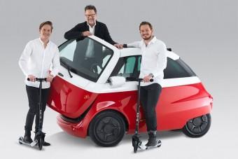 Villanyautóként tér vissza a BMW Isetta