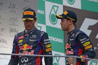 F1: Vettel bosszúja volt a Multi 21-balhé