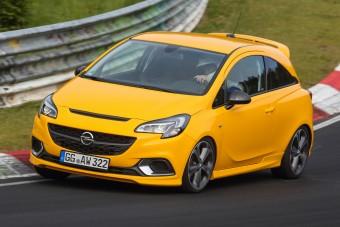 Már kapható az Opel Corsa GSI