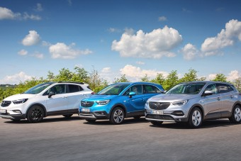 Minden Opel tudja az új fogyasztási normát, kis trükkel