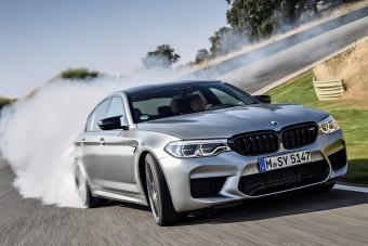 Önálló modellként érkezik az BMW M5 Competition
