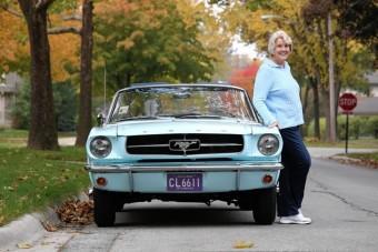 Majdnem bezúzták az első Ford Mustangot