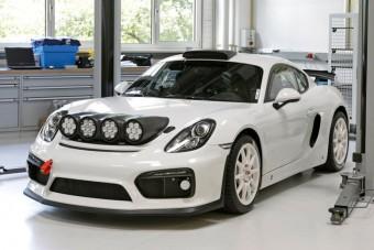 Visszatérne a ralisportba a Porsche