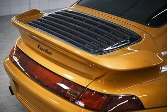 Nincs ennél csodálatosabb Porsche 911 Turbo