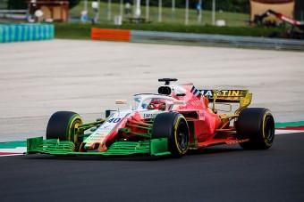 F1: Tesztkorlátozás lép érvénybe