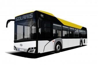 Kiskerekű hibridet épített a Solaris