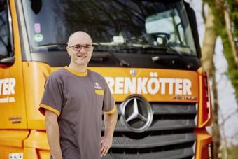 Ez a kamionsofőr olyat talált ki, mely megváltoztathatja kollégái életét