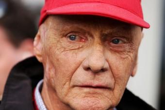 F1: Laudának voltak