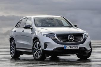 Megérkezett a Mercedes sorozatgyártású villanyautója