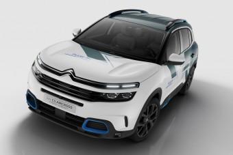 Konnektoros hibridre gyúr a Citroën