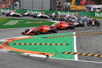 F1: Átépítenék a monzai pályát