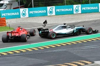 F1: A Ferrari csinálta ki Vettelt Monzában?