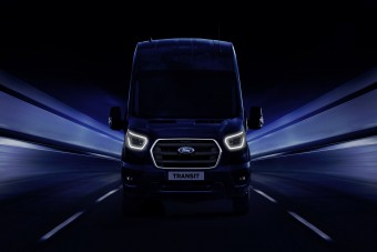 Két hibriddel bővül a Ford Transit Custom kínálata