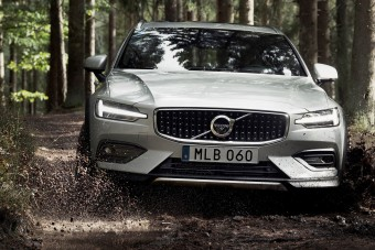 Megemelte családi kombiját a Volvo