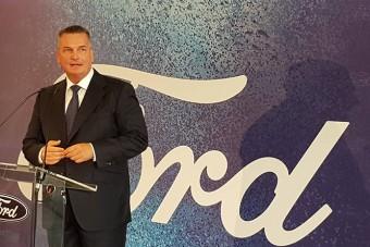 Budapestre költözött a Ford európai központja