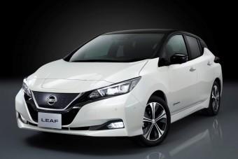 Mindössze egy évvel bemutatása után továbbra is kitart a piacvezető Nissan LEAF-et övező lelkesedés Magyarországon (X)