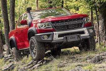 Platós Bölény, a Chevrolet törzs új főnöke