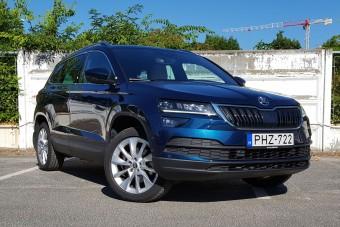 Semmi extra, csak egy újabb kategória-gyilkos Škoda