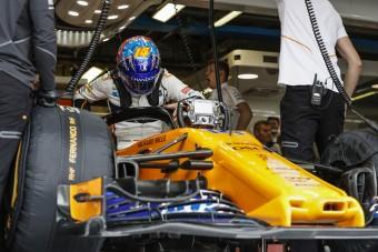 F1: Megbízhatóságért könyörög Alonso
