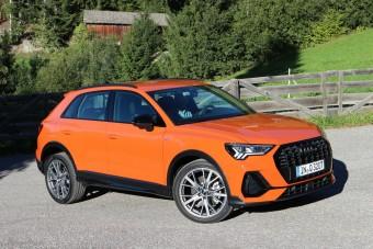 A családi luxus minimuma: vezettük az új Audi Q3-at