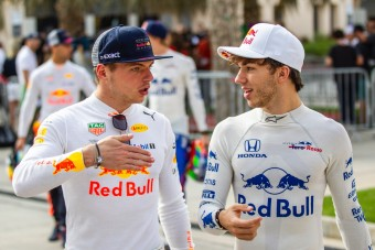 F1: Gasly nem akarja kicsinálni Verstappent