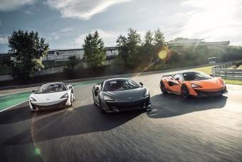 McLarenek köröztek a Hungaroringen