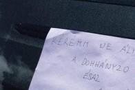 Cetlirohammal támadtak le egy magyar fordost, mert rossz helyen parkolt 4