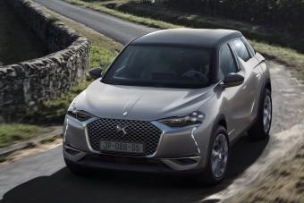 Villanymotoros luxus-crossover Franciaországból