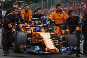 Alonso: Visszafejlődött a McLaren