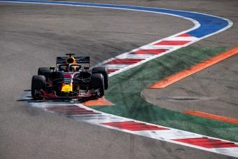 F1: Megvan, ki lesz a Red Bull tartalékpilótája