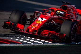 F1: Vettel aggódik a pálya aszfaltja miatt