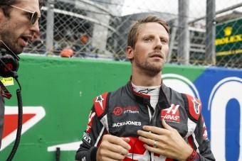 F1: Még nem készülnek Grosjean eltiltására
