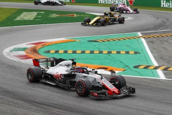 F1: Érvényben maradt Grosjean kizárása