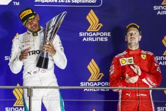 F1: Figyelmeztetés Hamiltonnak