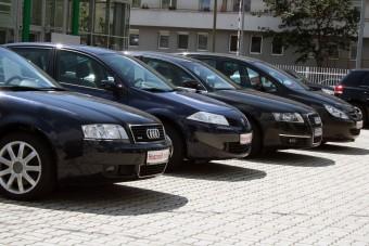 Használt autók egymillió forint alatt