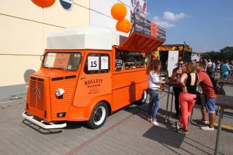 A food truck az új büféskocsi