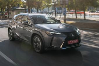 Lexus UX: ez még nem a csúcsminőség?