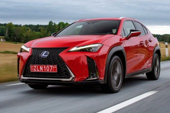 Városi sport-terepjárót építene a Lexus