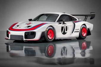 Újraálmodta legendás versenyautóját a Porsche