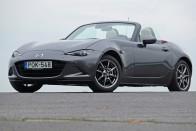 Közel harminc évig tartották frissen ezt a Mazda MX-5-öst 2
