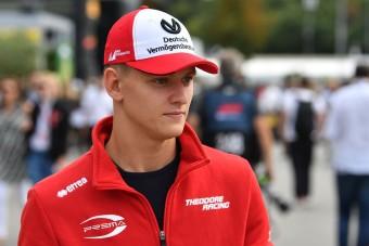 F1: A kis Schumi nem olyan őrült, mint Verstappen