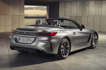 Nézd meg mozgásban a BMW új roadsterjét!