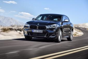 Új korszakot nyit a legizmosabb X2-es BMW