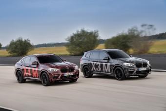 Bitang sportterepjárókkal újít a BMW