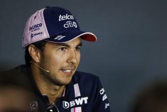 F1: Hivatalos, Perez marad a Force Indiánál