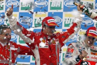 De mit adott nekünk Räikkönen?